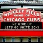 Happy Birthday #WrigleyField you look every bit of that 100 years‼️#WrigleyField100 http://t.co/CYtxPFndFU