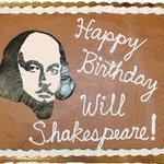 Happy Birthday, William Shakespeare! @UTKnoxville @knoxvillemag @AboutKnoxville @wbir @UTKEnglish @UTKBeaconArts http://t.co/kqmZjNHYI4