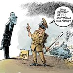 Cartoon: Sisi, Obama, #Egypt and Apaches. http://t.co/Nr6o4Tpu0u