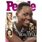 Great choice, @PeopleMag! Congrats Lupita! RT @lupita_nyongo On the cover of @peoplemags #MostBeautiful!!! http://t.co/iQGYcaNgCj