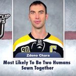 RT @realOBF: Watch: Jimmy Fallon has awards for #Bruins Chara, Marchand and Hamilton http://t.co/zQqe8NDD0q http://t.co/kSQFX04lFV