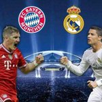 RT: REAL MADRID FAV: BAYERN MUNCHEN http://t.co/sdK0cPKhqi