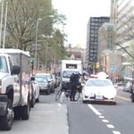 RT @BrooklynSpoke: #myNYPD ticketing cyclists on Jay St. Never mind the truck blocking the bike lane. http://t.co/MX3d1Oxk2V