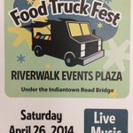 Food Truck Fest in Jupiter planned for Sat, April 26 @ Riverwalk Events Plaza. http://t.co/uEow2sJVq5