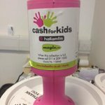 RT @kinspeed: Our collection tins have finally arrived! @cashforkids #iloves #sheffieldissuper http://t.co/Nfqa1LFKkh