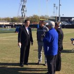 A couple of pretty solid coaching resumes between John Calipari and Bob Stoops: http://t.co/0fqwjrkgMk