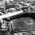 RT @MLBFanCave: Wrigley Field turns 100 today. #WrigleyField100 http://t.co/RdcbmYgD8u