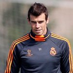 RT @realmadriden: Bale has rejoined the rest of the squad which is now resting in Real Madrid City. #RealMadridBayern #halamadrid http://t.co/k8GMPjXmmH