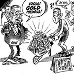 RT @JamaicaGleaner: Todays Las May Editorial Cartoon http://t.co/IPADzN3Bzu