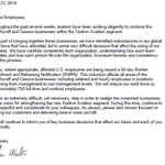 #BREAKING: Note from Textron Aviation to employees detailing 750 layoffs in Wichita, other operations http://t.co/0NuTAuFQZd