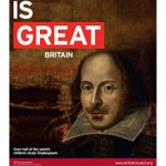 #DidYouKnow over half the worlds children study Shakespeare? #HappyBirthdayShakespeare http://t.co/65I8TTWXnm