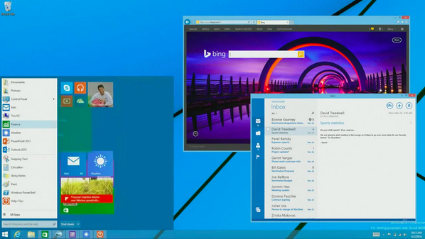 Windows 8 Start Menu set to return in August http://t.co/aTKO0ZYIuX http://t.co/gIh9eQNv2H