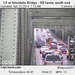 RT @ConveryKATU: 3-Car Crash I-5 SB on Interstate Bridge.. LEFT LANE BLOCKED. Time Saver: Use I-205 SB. #Liveonk2 #pdxtraffic http://t.co/g9VSggRPrd