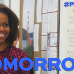 "!!! RT @parksandrecnbc ""Holy mother of Sasha… and Malia!"" Michelle Obama is on tomorrow's #ParksandRec season finale! http://t.co/EMiANMoGTk"