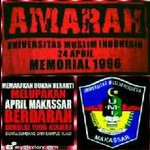 AMARAH [April Makassar Berdarah] 24 April 1996 @Kampus_UMI http://t.co/43AZOBmneY