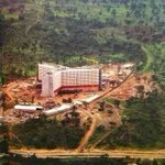 [PHOTO] Transcorp Hilton Hotel under construction in 1987 in Abuja http://t.co/3WWpAvwpgX