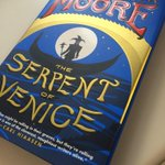 RT @HarperCollinsUK: #Shakespeare450th COMP: weve got 3 of these exclusive hardbacks of THE SERPENT OF VENICE to give away. RT by 5pm! http://t.co/6uyzJXsCDR