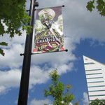 Streets of #Tallahassee getting a new look courtesy of the FSU Athletic Dept. #Noles http://t.co/VM7WHsJnFg
