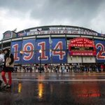 Happy birthday Wrigley! Photos: 100 years of Wrigley Field http://t.co/q4fowGXlaP #Wrigley100 http://t.co/CyMSX1TLQU