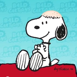 RT @peoplemag: Snoopy, Garfield and other animated characters go bald to support kids with cancer. http://t.co/pidylvyM2c http://t.co/TAv2OAYlbS