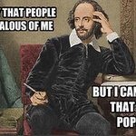 RT @BuzzFeedBooks: 23 Things You Didn't Know About William Shakespeare: http://t.co/7nqHcwqUkL http://t.co/CisCenqcuV