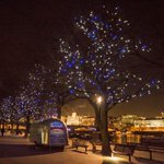 Lights on the Southbank #london #ldn #londoner #ldner #maybeldner #southbank #thames #lights http://t.co/JYpK2UOjSk