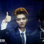 """@Exofanbase: 140423 Luhan at The 18th China Music Awards. cr.luhandazed -Y- http://t.co/vU1sj94fc4"""