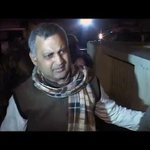 RT @NewsNationTV: AAP leader Somnath Bharti thrashed by alleged BJP supporters in #Varanasi http://t.co/20gha9VYT1 http://t.co/d4g7C6zkuO