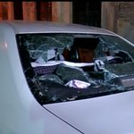 RT @ANI_news: Varanasi: Window of Somnath Bhartis car shattered during attack on him http://t.co/nuS9rhT1uW