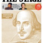 RT @smithalistair: #HappyBirthdayShakespeare. Pick up a special Shakespeare 450th issue of @thestage tomorrow http://t.co/fjq7sc3C0O