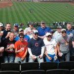 Happy 100 to one of my favorite places! Great memories, and forgotten ones, with my favorite people #WrigleyField100 http://t.co/hl7ERYVjJK