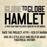 Help celebrate #HappyBirthdayShakespeare by backing our @WorldHamlet Kickstarter Every £ helps http://t.co/g2QKV2zRrG http://t.co/cvTdVbkTE4