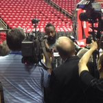 ".@JHarden13 says hes feeling confident and tonight is a ""must win"" after letting game 1 slip away. http://t.co/TmiA6UlGKe"