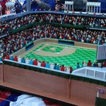 RT @MLB: Every birthday gets a cake. Wrigley Field gets one from @CarlosBakery. #WrigleyField100 http://t.co/AFJDYCtrwz