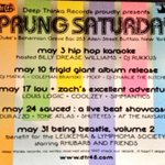 month of May = #SprungSaturdays at DBGB (@Dukes_FSOAT) #Buffalo #HHKBuffalo #Sauced #BeingBeastie http://t.co/xicA0uy6Zr