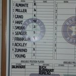 #Mariners take on the #Astros at 12:40 this afternoon. Lineup: http://t.co/O1qWdG59Ba