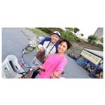 """@RainierDagala: Throwback from yesterdays Biking Sesh. ❤️ #kathbernardotravelgram … http://t.co/n4Ur0FZgkM "" http://t.co/anMqdThArT ~c"