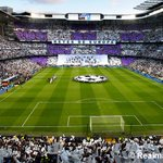 RT @realmadriden: The atmosphere was amazing tonight. Thank you, fans! #RealMadridBayern #RMLive http://t.co/UDpAs9eV00