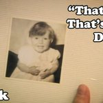 "RT @DerekTVShow: Derek: ""Look, thats me. Thats baby Derek."" RT if you loves baby #Derek http://t.co/lJdaLxlKPR"