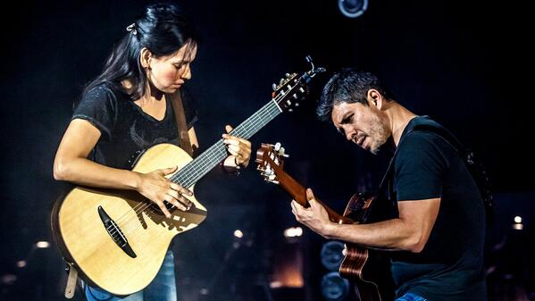 Stream Rodrigo y Gabriela's '9 Dead Alive' This album is stripped down, truly a treat @RodGab  http://t.co/MfM91jJmPG http://t.co/ETnHD7OyHn
