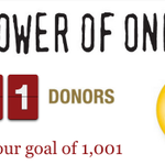 RT @GinaBlancarte: We passed our goal of 1001+ donors to @SantaClaraUniv. Now, KEEP GOING! http://t.co/xUtZVajSMd #AllinForSCU http://t.co/sg7WOH9yD8