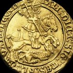 RT @RoyalMintUK: #StGeorgesDay #fact he first appeared on English #coins on Henry VIIIs George nobles http://t.co/fsyyq2GPZg http://t.co/k5t7w9b7Mb