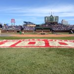 RT @cubsvineline: Heres to 100 more. #WrigleyField100 #Cubs http://t.co/38vOaVOLfK