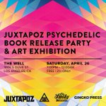RT @JuxtapozMag: #LA this Saturday were having a party at the @THEWELL_LA http://t.co/PxeCbl8yfv http://t.co/SLIBYve4Tl