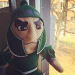 Sparty is obviously excited that were close to the end of the semester. Cant you tell?! Happy Hump Day, Spartans! http://t.co/MlG6hbGTwK