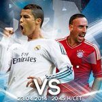RT @FutballTweets: VOTE: RT for REAL MADRID FAV for BAYERN MUNCHEN http://t.co/rIhJLAhKYh