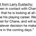 Hmm. RT @KPopeCollegian Statement from CSU head coach Larry Eustachy regarding Chane Behanan: http://t.co/ALvDRP5SDK