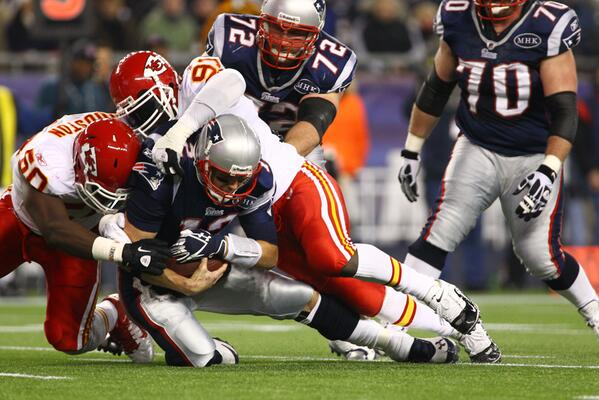 The #Chiefs make @NFL's list of most anticipated games in 2014 twice. READ: