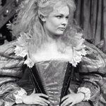 And though she be but little, she is fierce Judi Dench as Titania in The Dream #HappyBirthdayShakespeare http://t.co/5PcUB4NvFe