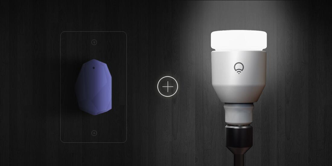 RT @BeaconSandwich: We're very proud to announce @LIFX bulbs control with @Estimote beacons. #Automation reinvented! http://t.co/WvAP2mzCFu
